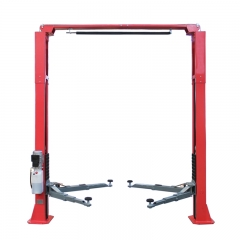 Economical Clearfloor Two Post Car Lift