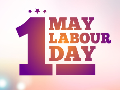 Notice for International Labor Day